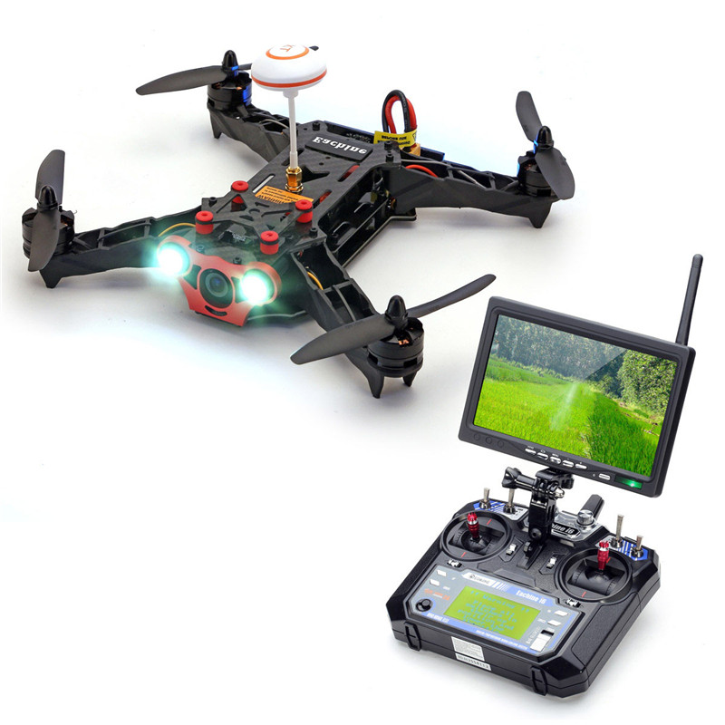 Off the eachine racer fpv drone droneflyers