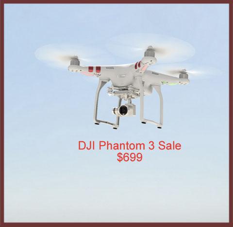 Dji phantom 3 coupon