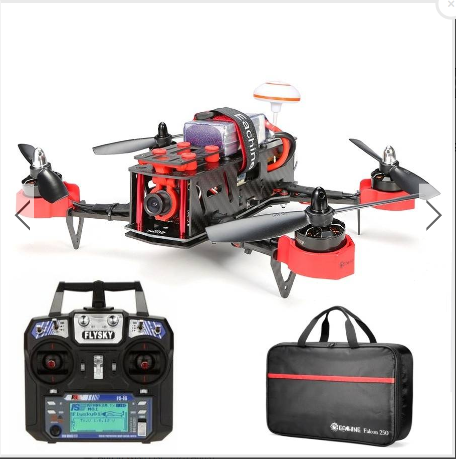Eachine Falcon 250 Heavy Metal Racing Muscle At A Bargain Basement Quadcopter Wiring Diagram Cc3d Price