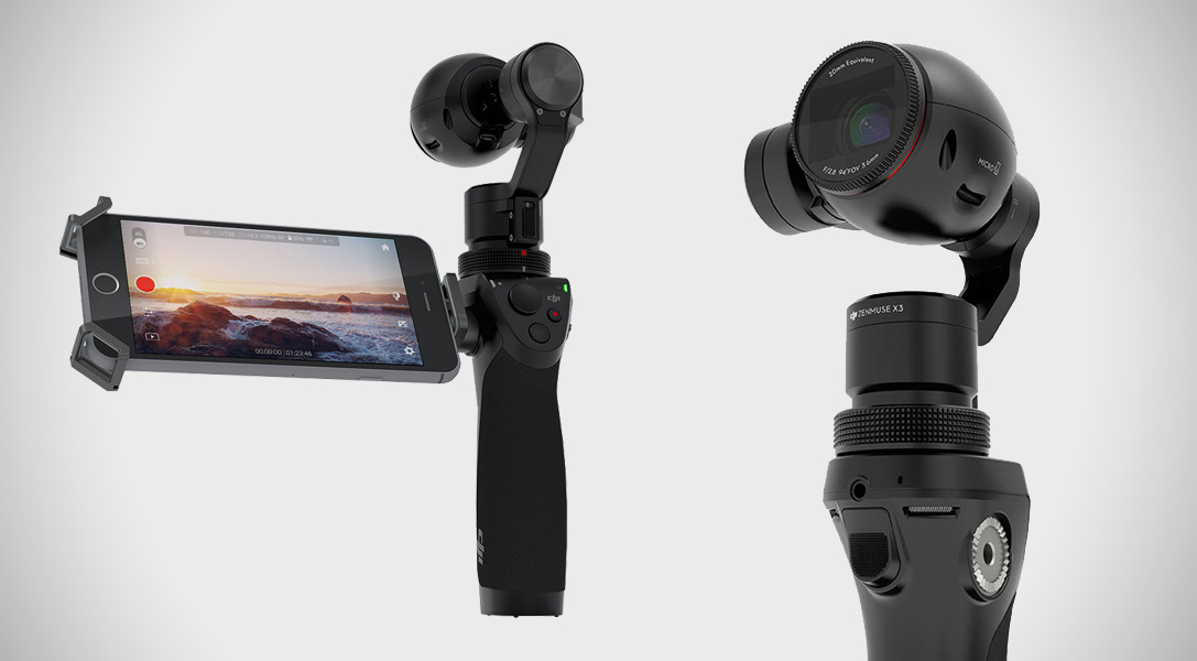 Dji Osmo Handheld Stablized Camera First Look And Review